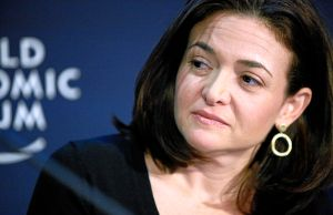 Sheryl Sandberg (Photo: Jolanda Flubacher)